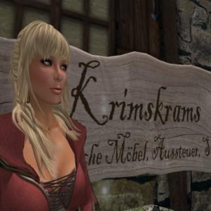 Chrissie, die Händlerin, Hexe oder Heilerin?